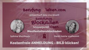 Berufungs-Manifestationsblockaden