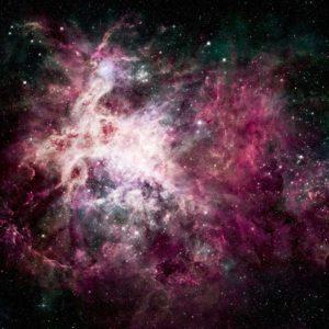 Hintergrund Kosmos
