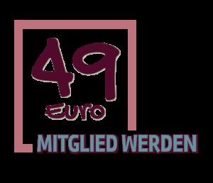 49€ Mitglied werden Berufung erleben